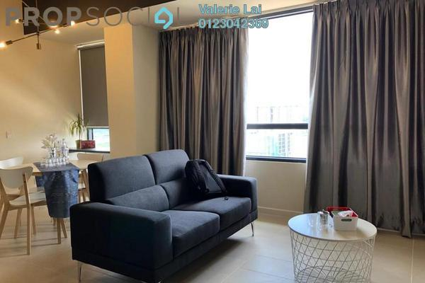 SoHo/Studio For Rent in Tamarind Suites, Cyberjaya Freehold Fully Furnished 1R/1B 1.55k