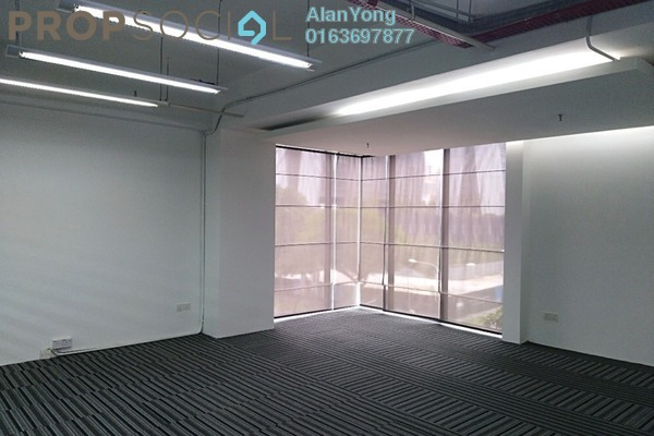 Office For Rent in d7, Sentul Freehold Semi Furnished 0R/0B 2.3k