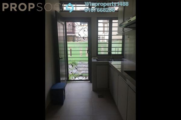 Terrace For Rent in BK9, Bandar Kinrara Freehold Semi Furnished 4R/3B 2k