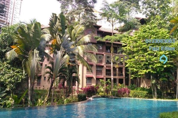 Condominium For Sale in Kampung Warisan, Setiawangsa Freehold Semi Furnished 4R/3B 1m