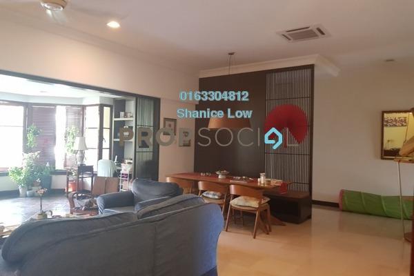 Condominium For Sale in Seri Duta II, Kenny Hills Freehold Semi Furnished 4R/3B 1.52m