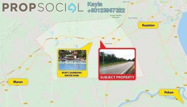 For Sale Land at Jalan Kuantan-Maran, Kuantan Freehold Unfurnished 0R/0B 3.53m