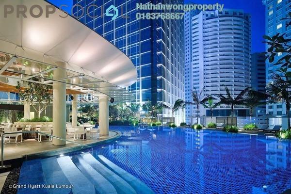 Condominium For Sale in Jade Hills, Kajang Freehold Semi Furnished 4R/2B 365k