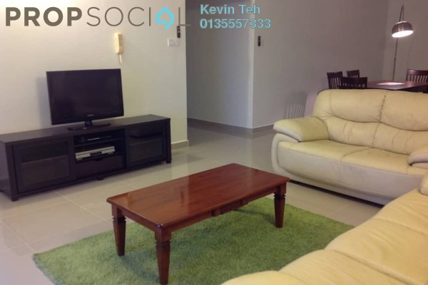 Condominium For Rent in Angkupuri, Mont Kiara Freehold Fully Furnished 4R/2B 3.5k