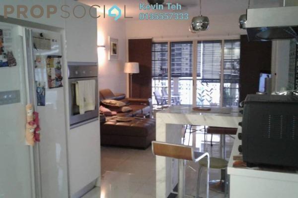 For Rent Condominium at Almaspuri, Mont Kiara Freehold Fully Furnished 4R/3B 4.5k