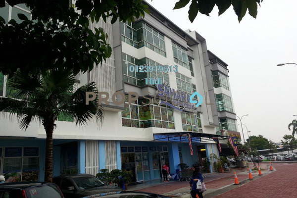 Shop For Rent in Amber Business Plaza 1, Ampang Freehold Unfurnished 0R/2B 5.5k