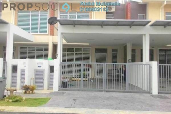 Terrace For Rent in Terezza 2, Kota Seriemas Freehold semi_furnished 4R/3B 1.3k