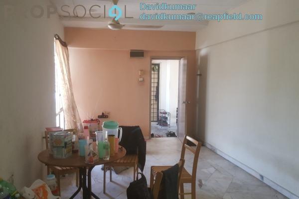 Apartment For Sale in Sri Sunway, Bandar Kinrara Freehold Unfurnished 0R/0B 250k