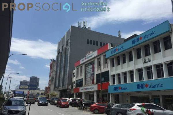 Shop For Sale in Taman Midah Apartment, Cheras Freehold Fully Furnished 0R/4B 7.5m