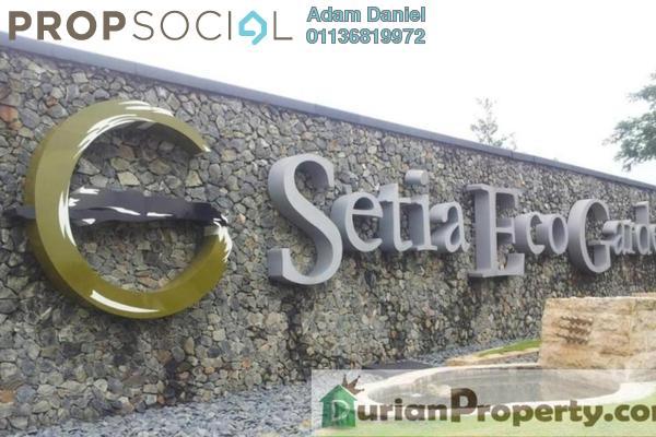 Terrace For Sale in Eco Business Park I, Johor Bahru Freehold Unfurnished 4R/3B 1m