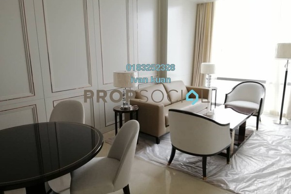 Condominium For Rent in Pavilion Suites, Bukit Bintang Freehold Fully Furnished 2R/1B 7.3k