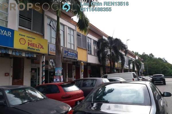 Shop For Rent in Taman Tun Perak, Cheras South Freehold Unfurnished 1R/1B 2.7k