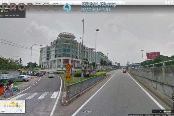 Shop For Sale in 10 Boulevard, Bandar Utama Freehold Semi Furnished 0R/0B 9.99m