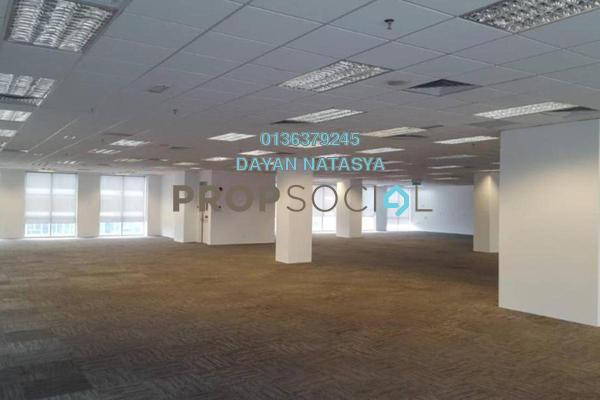 For Rent Office at The Icon, KLCC Freehold Semi Furnished 0R/0B 12.5k
