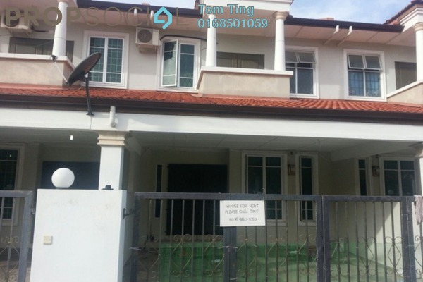 Semi-Detached For Rent in Desa Senadin, Miri Freehold semi_furnished 4R/3B 1k