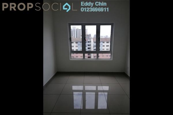 Condominium For Rent in The Edge Residen, Subang Jaya Freehold Semi Furnished 2R/2B 1.5k