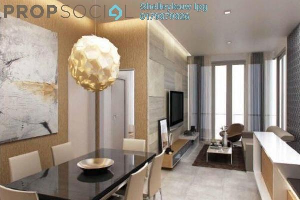 Condominium For Sale in Bennington Residences, Setapak Freehold Semi Furnished 3R/2B 699k