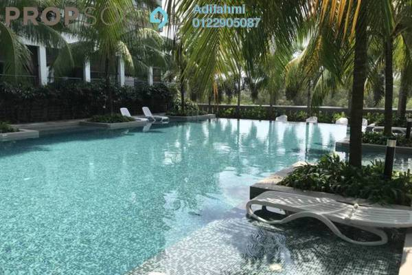 Condominium For Rent in Sri Acappella, Shah Alam Freehold Fully Furnished 2R/2B 2.2k