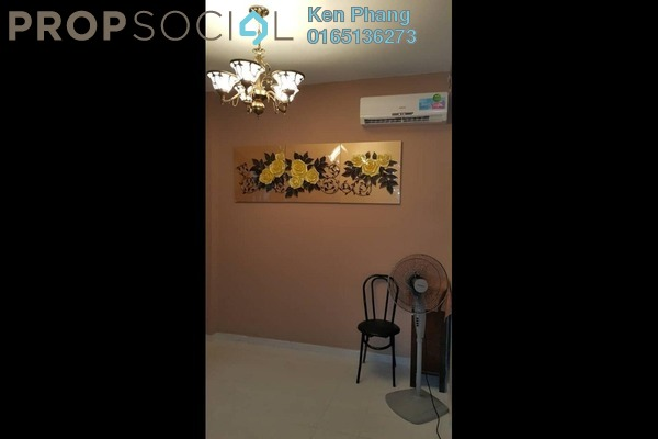 Condominium For Sale in Miharja Condominium, Cheras Freehold Fully Furnished 3R/2B 460k