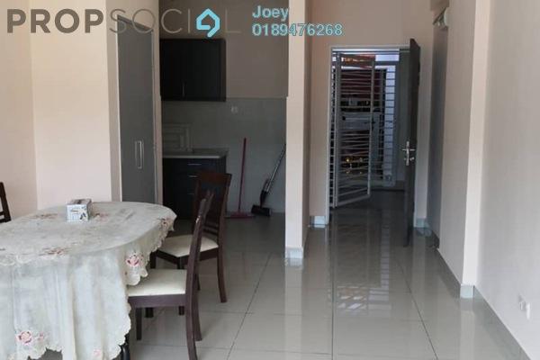Condominium For Rent in Hijauan Puteri, Bandar Puteri Puchong Freehold Fully Furnished 3R/2B 1.4k