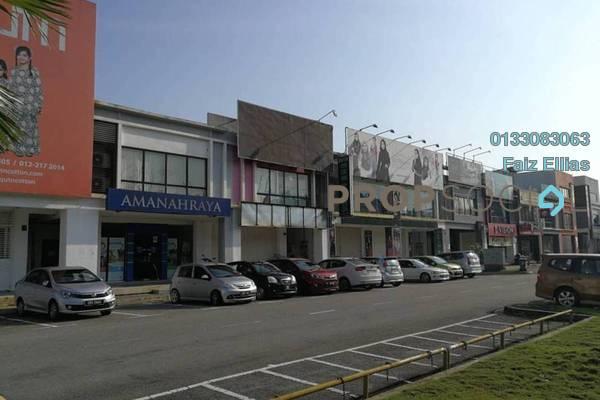 Shop For Rent in Seri Bangi, Bandar Baru Bangi Freehold Unfurnished 0R/4B 6.8k