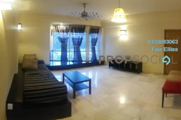 Condominium For Sale in Lojing Heights 1, Wangsa Maju Freehold Semi Furnished 1R/1B 395k