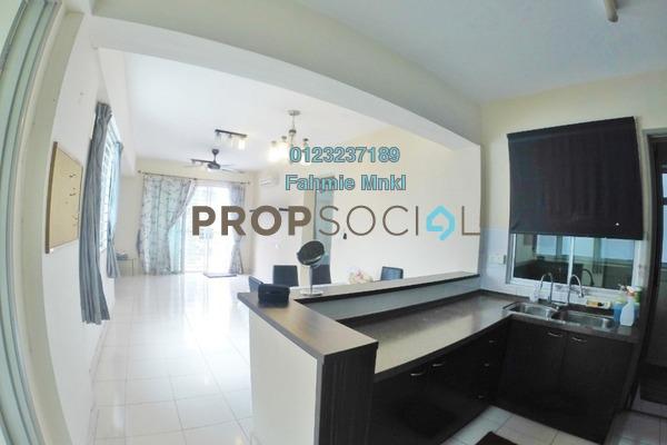 Condominium For Rent in Perdana Emerald, Damansara Perdana Freehold fully_furnished 5R/2B 2k