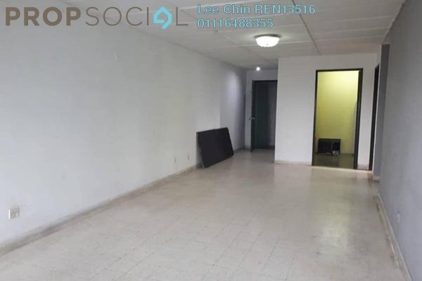 Apartment For Sale in Pandan Jaya H5, Pandan Jaya Freehold Unfurnished 3R/2B 228k