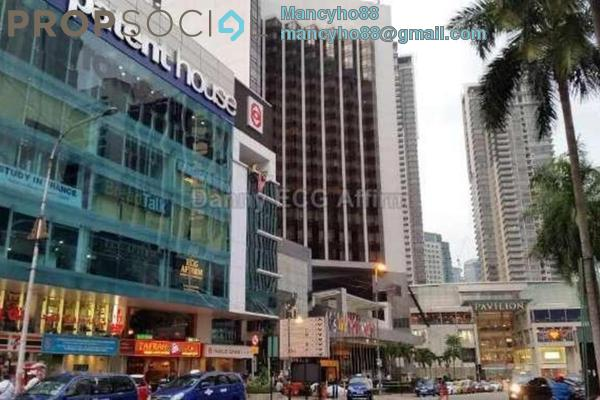 Office For Rent in Sungei Wang Plaza, Bukit Bintang Freehold Unfurnished 0R/0B 20k