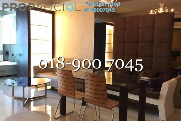 Condominium For Sale in Chelsea, Sri Hartamas Freehold Fully Furnished 1R/1B 500k