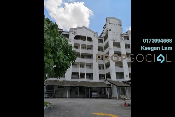 Apartment For Rent in Fawina Court, Ampang Freehold Fully Furnished 2R/2B 1.4k