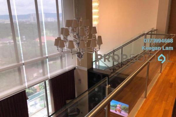 Duplex For Rent in Suria Stonor, KLCC Freehold Fully Furnished 4R/6B 16.9k