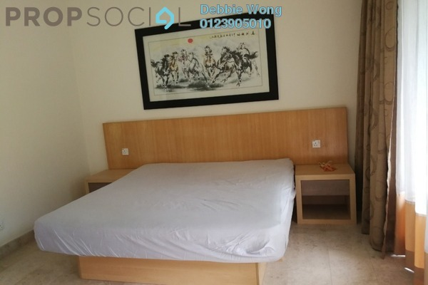 For Rent Terrace at Kenny Heights Sanctuary, Kenny Heights Freehold Fully Furnished 4R/4B 10k