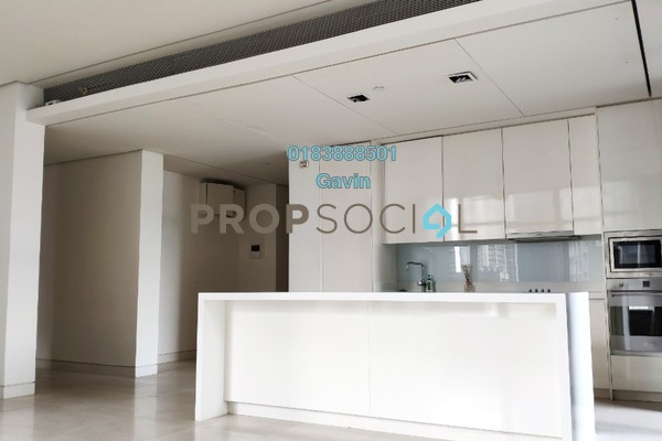 Condominium For Rent in The Troika, KLCC Freehold Semi Furnished 2R/2B 6k