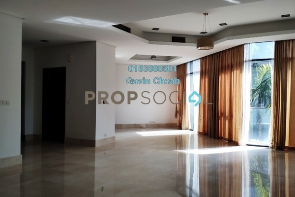 Condominium For Sale in Gallery U-Thant, Ampang Hilir Freehold Semi Furnished 3R/3B 3.5m