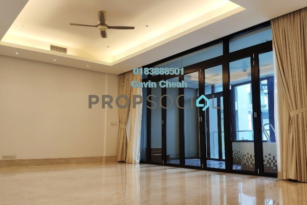 Condominium For Rent in Gallery U-Thant, Ampang Hilir Freehold Semi Furnished 3R/3B 9k