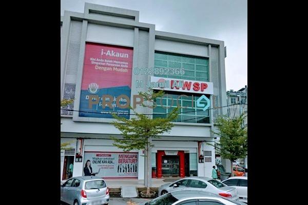 Shop For Rent in Kampung Pegawai, Batu Pahat Freehold unfurnished 0R/0B 1.5k