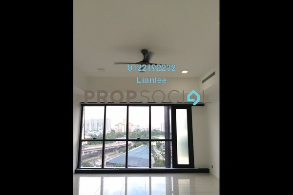 Apartment For Rent in M City, Ampang Hilir Freehold Semi Furnished 1R/1B 1.9k