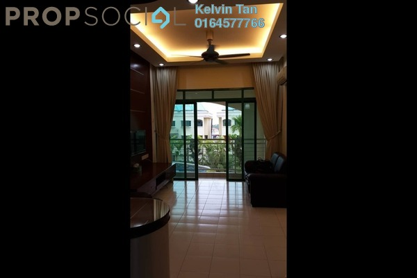 Condominium For Rent in Tanjung Park, Tanjung Tokong Freehold Fully Furnished 3R/2B 1.6k