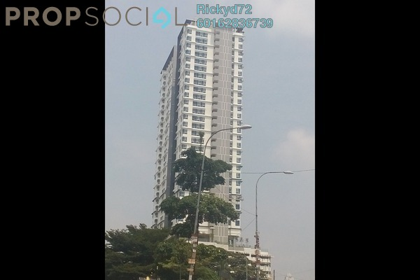 Condominium For Rent in Court 28 @ KL City, Sentul Freehold Fully Furnished 2R/2B 2.5k