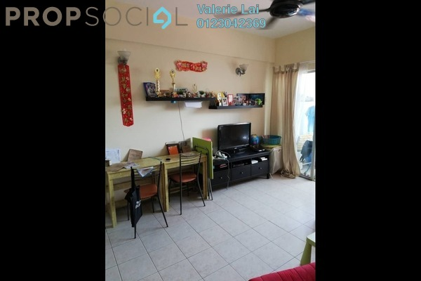 Serviced Residence For Sale in D'Aman Ria, Ara Damansara Freehold Fully Furnished 3R/2B 535k