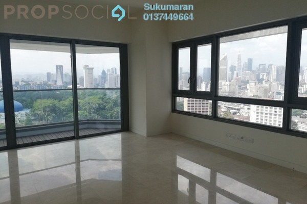 Condominium For Sale in The Sentral Residences, KL Sentral Leasehold semi_furnished 3R/4B 2.35m