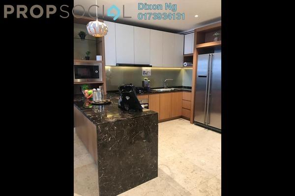 Condominium For Sale in Anggun Residences, Dang Wangi Freehold Semi Furnished 2R/2B 1.13m