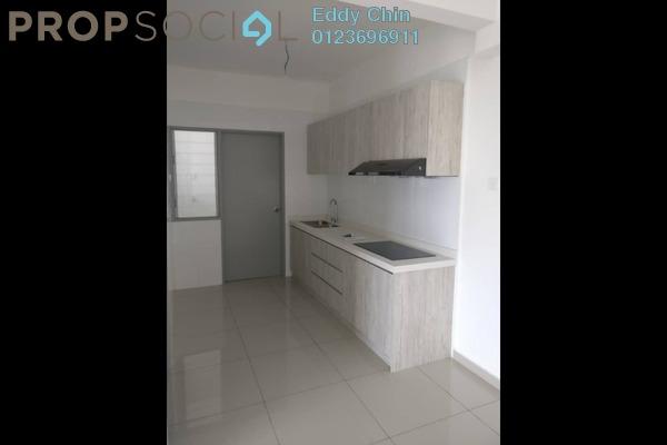 Condominium For Rent in The Edge Residen, Subang Jaya Freehold Semi Furnished 3R/2B 1.5k