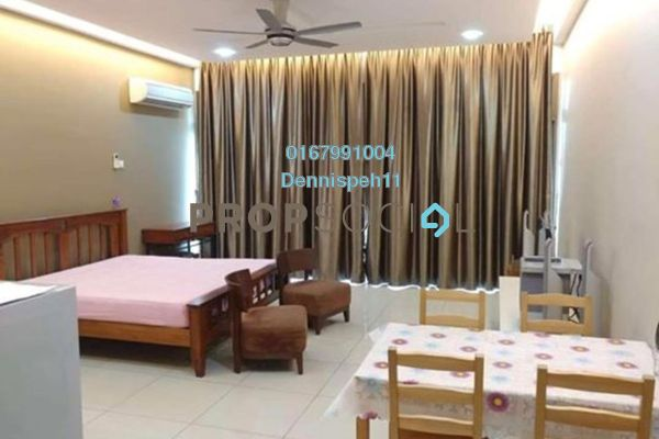 Serviced Residence For Sale in Palazio, Tebrau Freehold Fully Furnished 1R/1B 245k