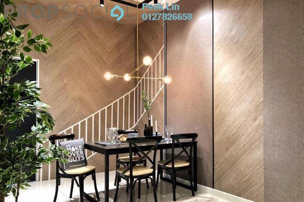 Serviced Residence For Rent in Sunway Geo Residences 2, Bandar Sunway Freehold Fully Furnished 3R/2B 4.5k