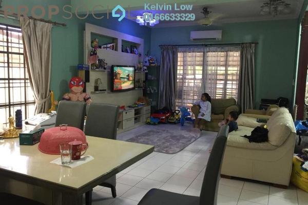 排屋 单位出售于 Seri Utama, Kota Damansara Freehold Semi Furnished 4R/3B 1.4百万