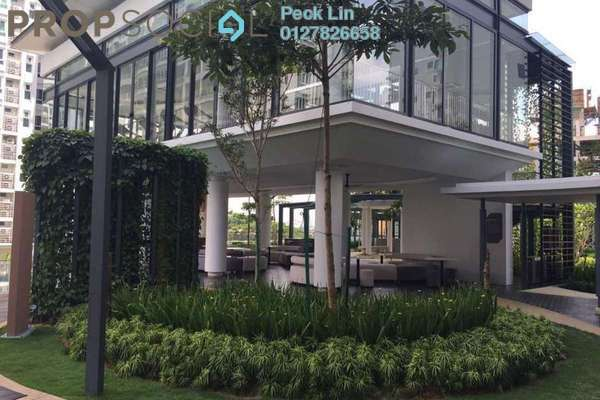 Serviced Residence For Sale in V Residence Suites @ Sunway Velocity, Cheras Leasehold Fully Furnished 2R/1B 950k