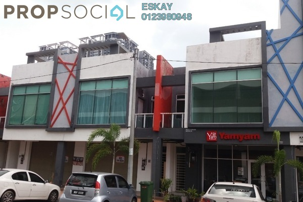 For Sale Shop at Kota Laksamana, Bandar Melaka Freehold Unfurnished 0R/4B 1.38m