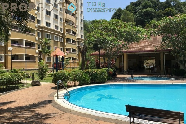 Apartment For Sale in Saraka Apartment, Pusat Bandar Puchong Freehold unfurnished 3R/2B 335k